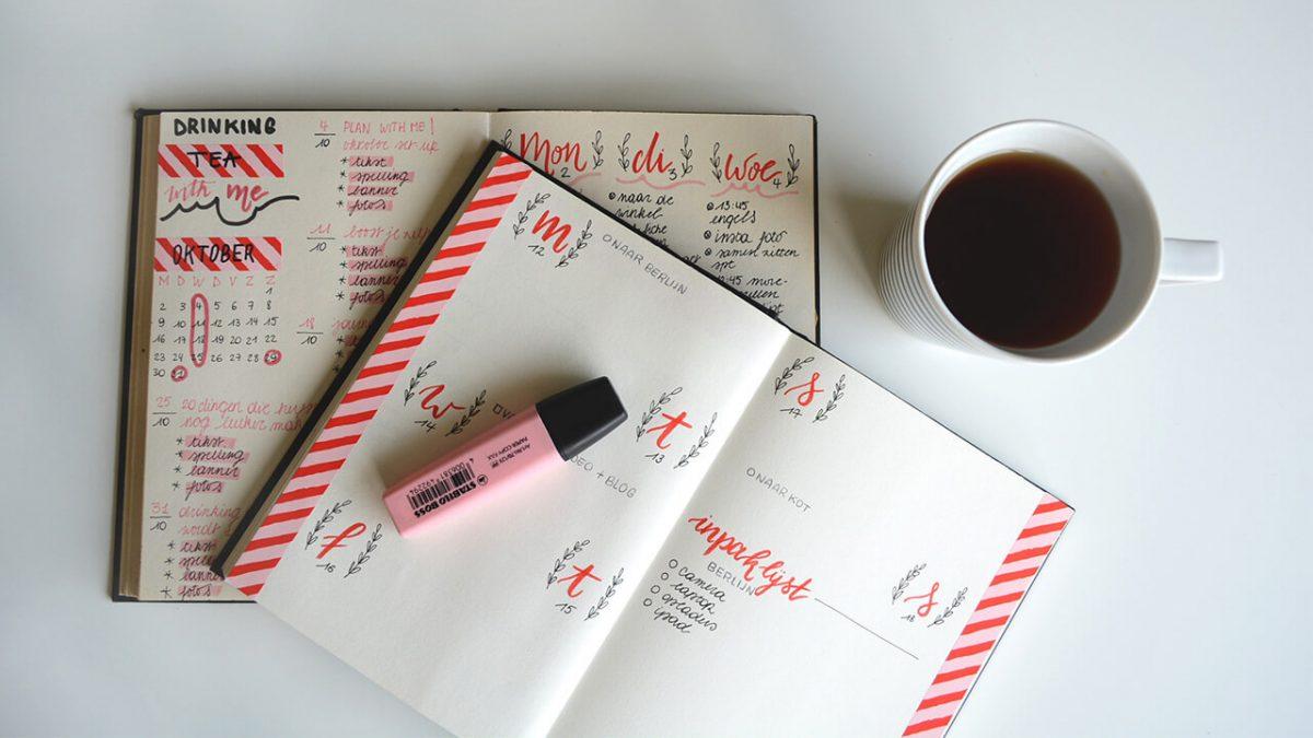 mindpunk.de - Wochenplanung mit Kalender